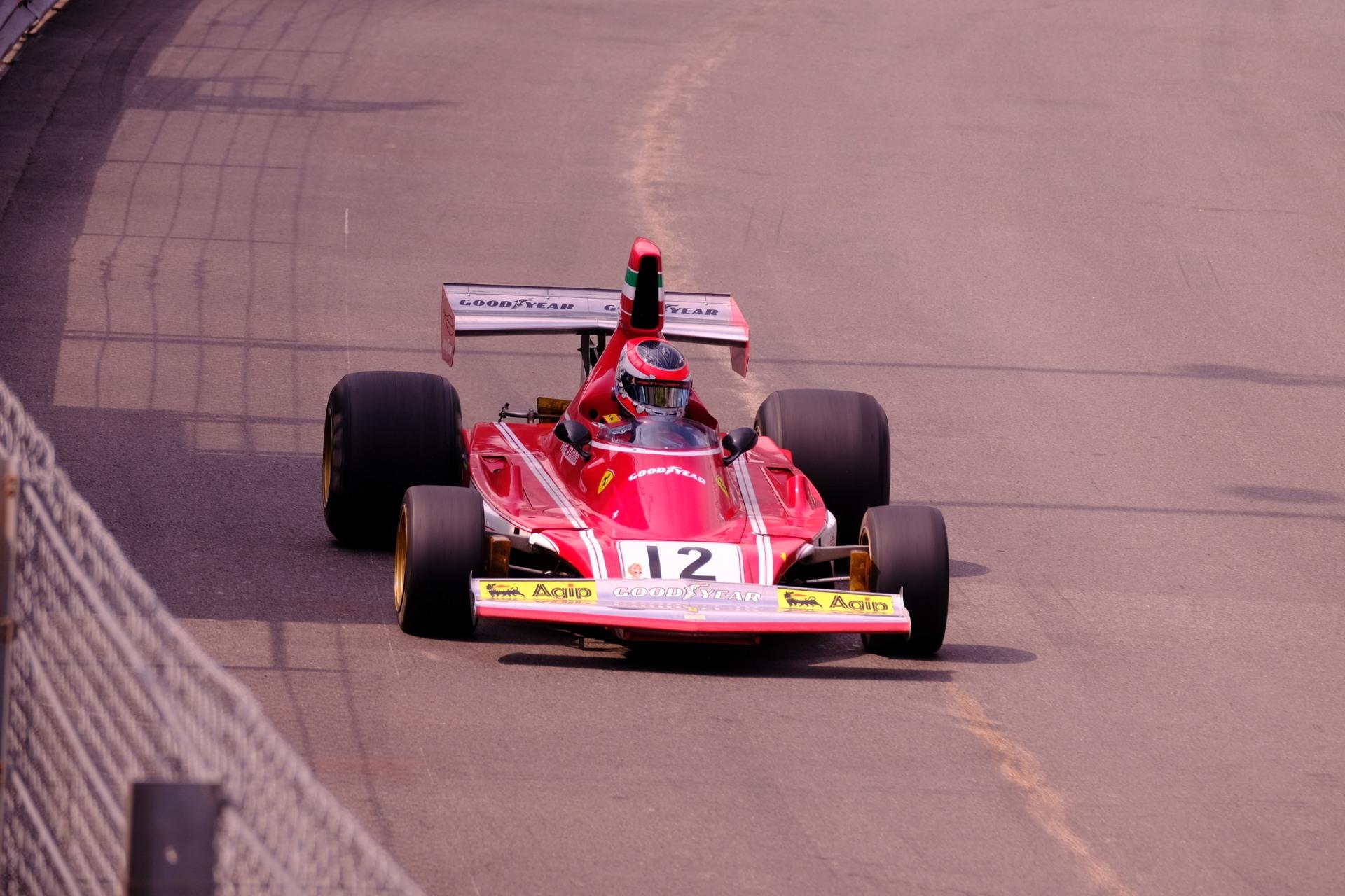 Monaco Grand Prix Historique 2018