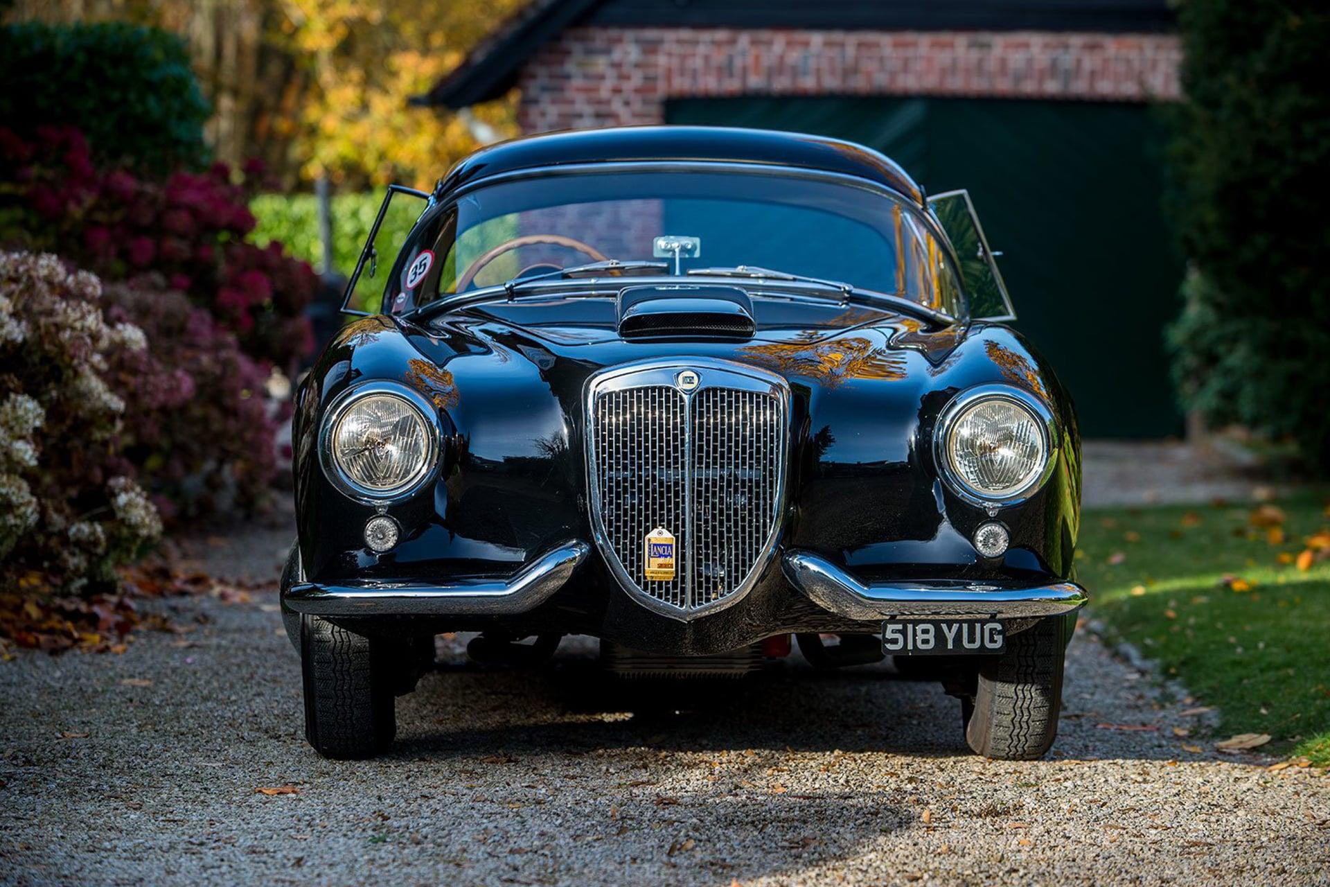 """1955 Lancia Aurelia B24 Spider """"America"""""""
