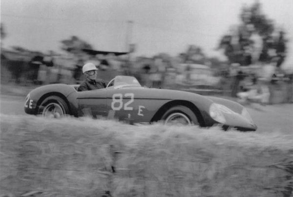 1953 Ferrari 500 Mondial Series I Spider