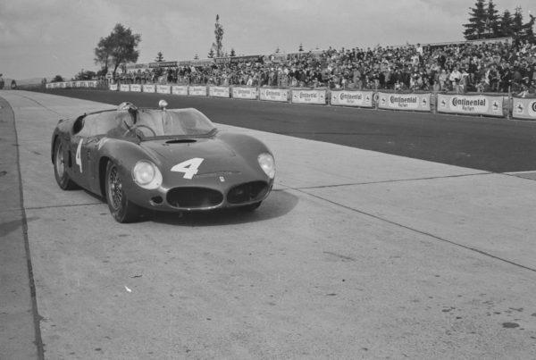 1961 Ferrari 196 SP/246 SP