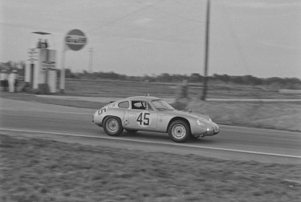 1962 Porsche 356B Abarth Carrera GTL