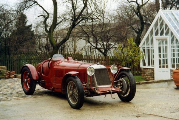 1929 Maserati 26M 8C-2500