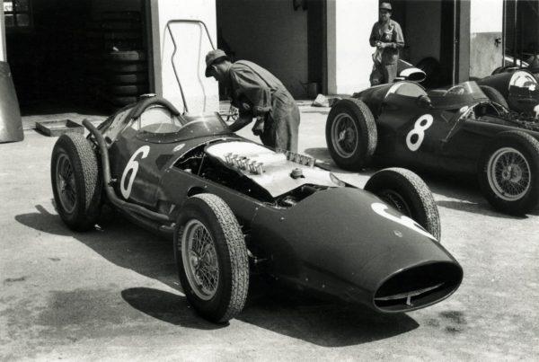 1957 Maserati 250F V12