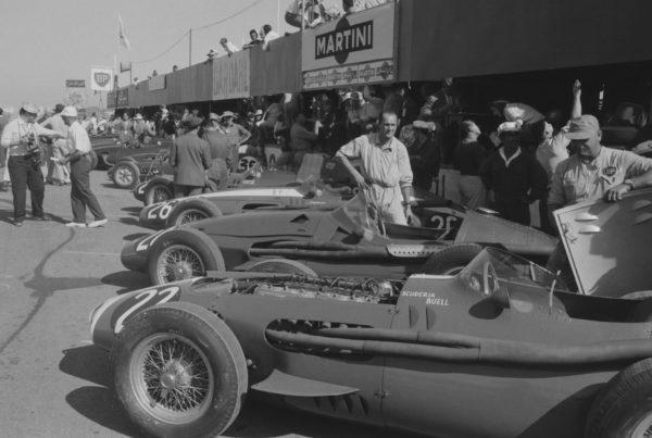 """1957 Maserati 250F """"Piccolo"""""""
