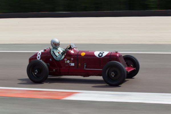 1934 Maserati 8CM