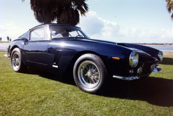 1961 Ferrari 250 GT SWB Lusso