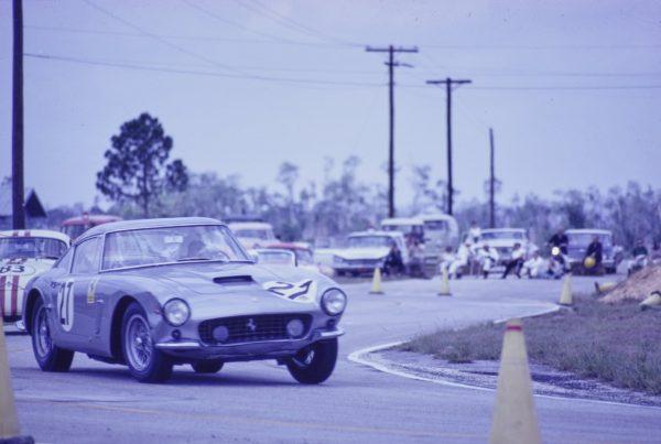 1961 Ferrari 250 GT SWB Competizione