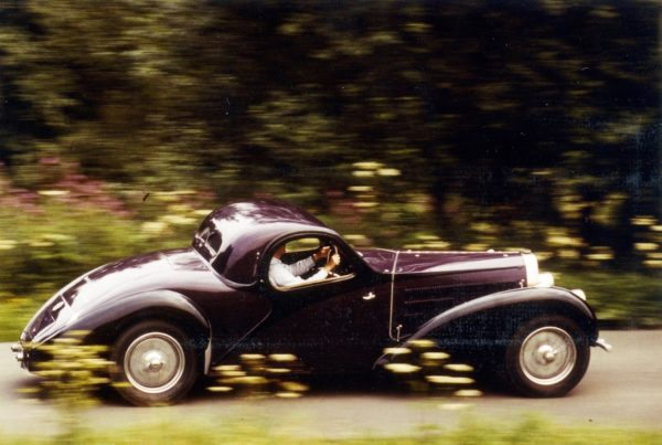 1937 Bugatti Type 57 C Atalante Coupé